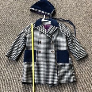 Other - Vintage child's coat ADORABLE